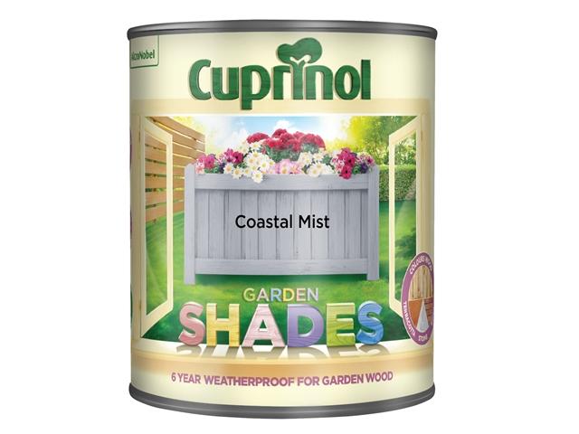 Thumbnail image of Cuprinol Garden Shades Coastal Mist 1 litre