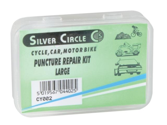Thumbnail image of Silverhook Pneumatic Puncture Repair Kit - Large