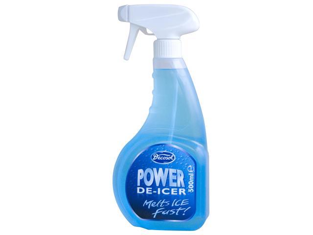 Thumbnail image of Decosol De-Icer Spray 500ml