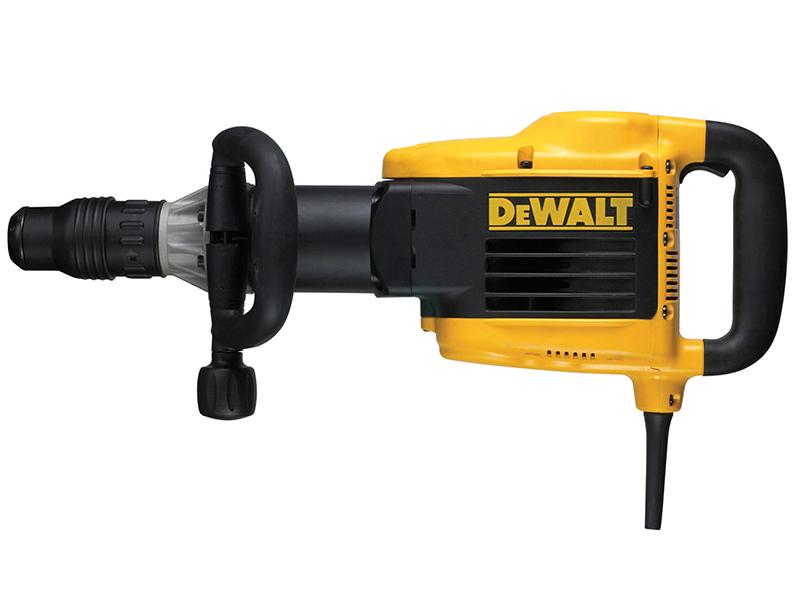 Thumbnail image of DeWALT D25899K SDS Max Demolition Hammer 10kg 1500W 110V