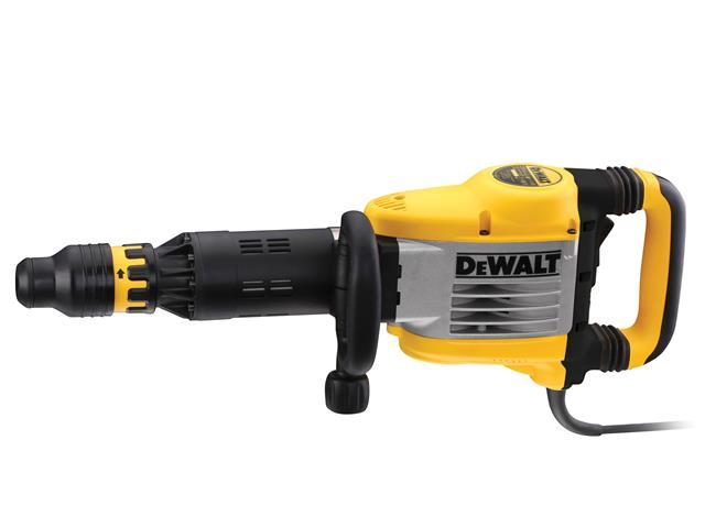 Thumbnail image of DeWALT D25951K SDS Max Demolition Hammer 12kg 1600W 110V