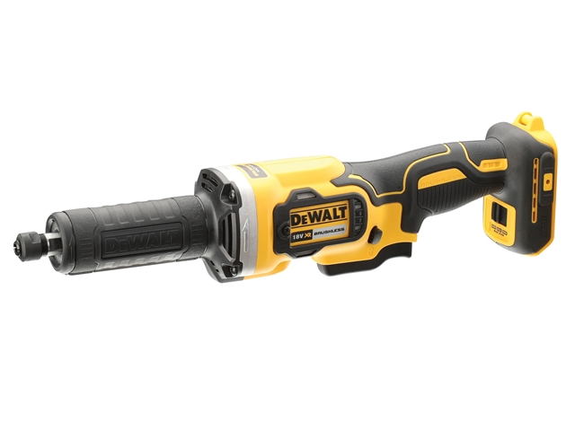 Thumbnail image of DeWALT DCG426N XR Brushless Die Grinder 18V Bare Unit