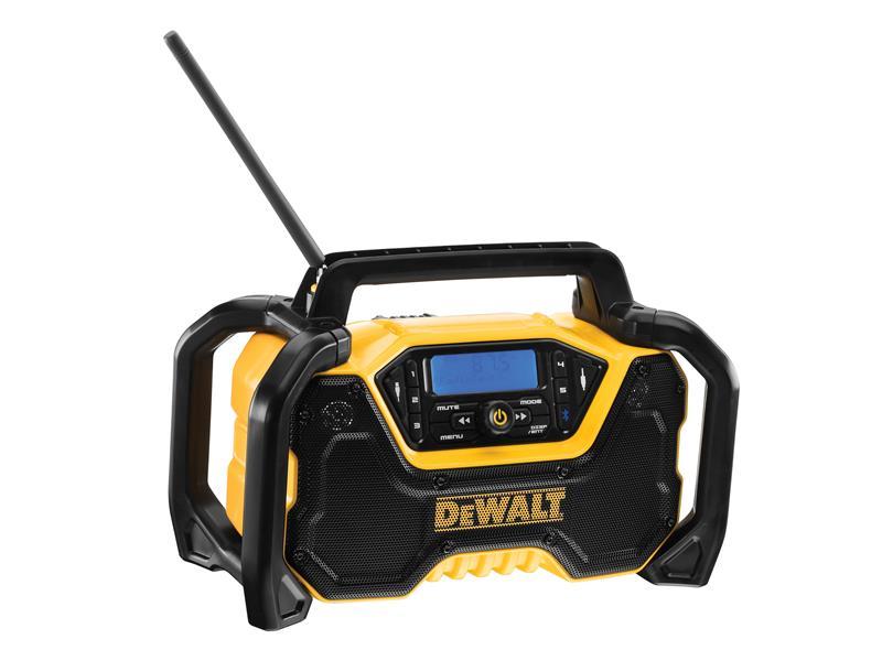Thumbnail image of DeWALT DCR029 Compact Bluetooth® Radio 240V & Li-ion Bare Unit