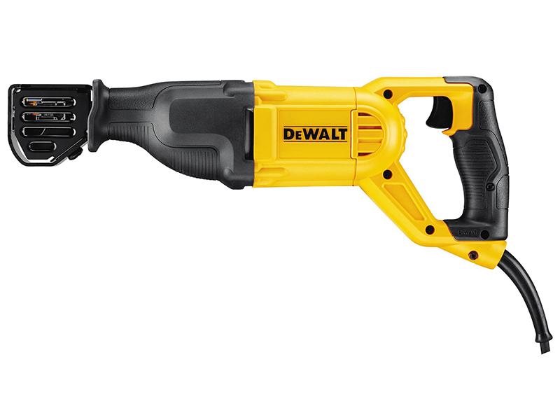 Thumbnail image of DeWALT DW305PKL Reciprocating Saw 1100W 110V