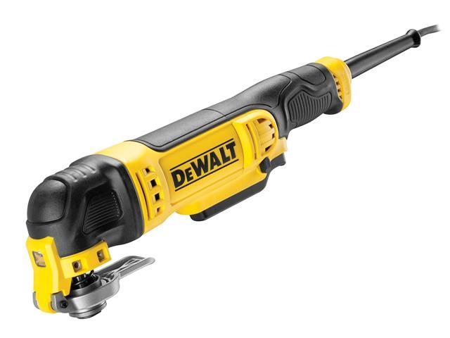 Thumbnail image of DeWALT DWE315B Corded Multi-Tool with Bag 300W 240V