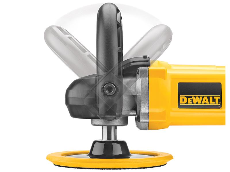 Thumbnail image of DeWALT DWP849X Variable Speed Polisher 1250W 240V