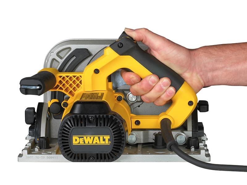 Thumbnail image of DeWALT DWS520KTL Heavy-Duty Plunge Saw 1300W 110V
