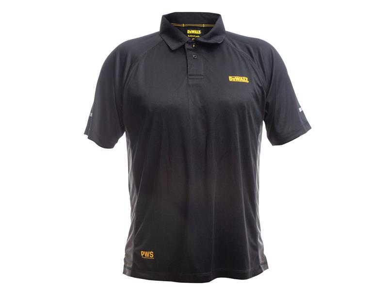 Thumbnail image of DeWALT Rutland Performance Polo Shirt - L (46in)