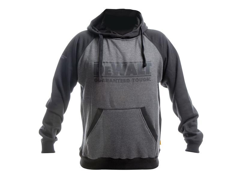 Thumbnail image of DeWALT Stratford Hooded Sweatshirt - L (46in)