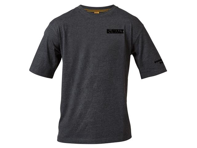 Thumbnail image of DeWALT Typhoon Charcoal Grey T-Shirt - M (42in)