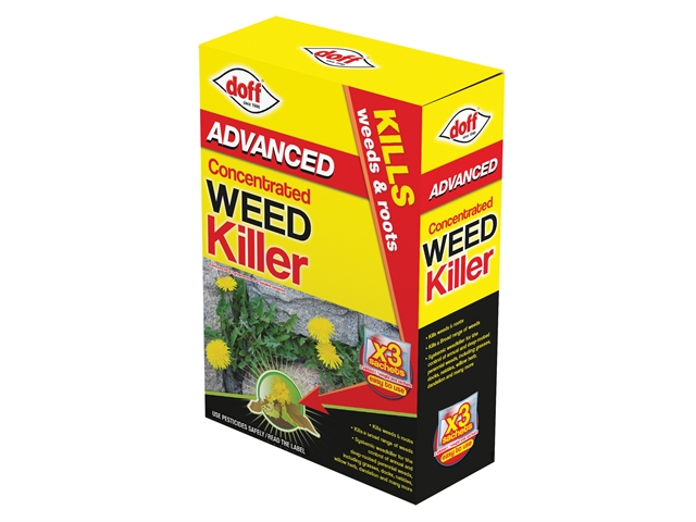 Thumbnail image of DOFF Advanced Concentrated Weedkiller 3 Sachet