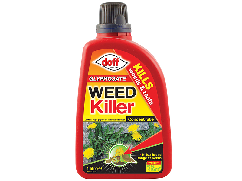 Thumbnail image of DOFF Advanced Weedkiller Concentrate 1 litre