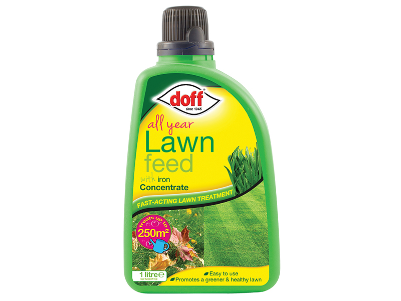 Thumbnail image of DOFF All Year Lawn Feed Concentrate 1 litre