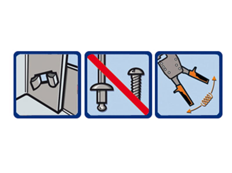 Thumbnail image of Edma Master Profil Single Handed Setting Pliers