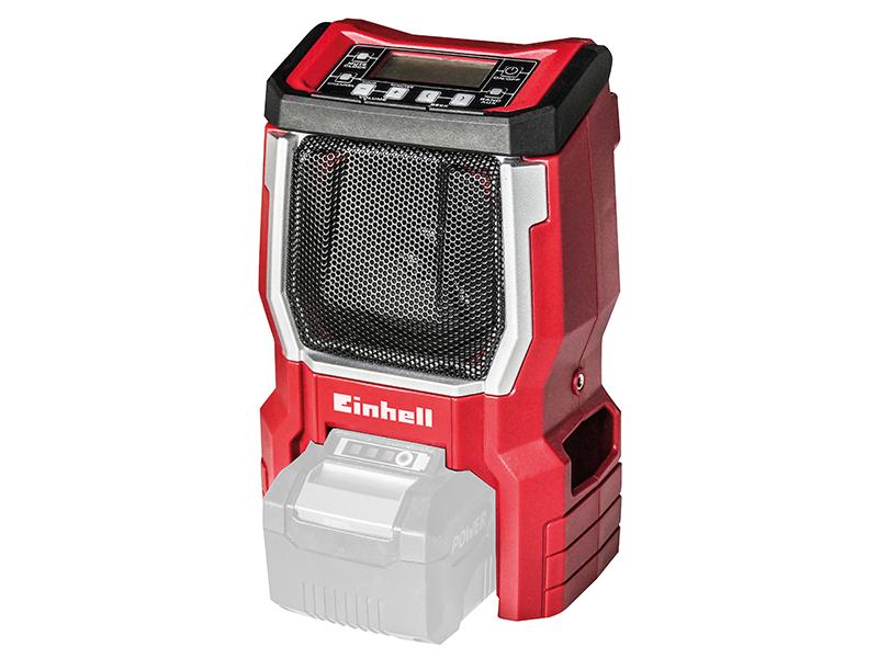 Thumbnail image of Einhell TE-CR 18 LI Cordless Radio 18V Bare Unit