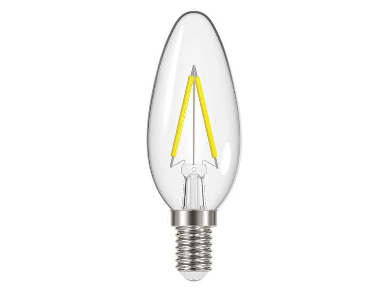 Thumbnail image of Energizer LED SES (E14) Candle Filament Dimmable Bulb, Warm White 470 lm 4.8W