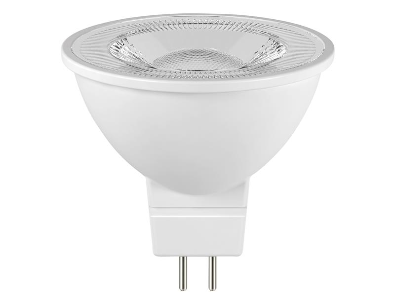 Thumbnail image of Energizer LED GU5.3 (MR16) 36° Non-Dimmable Bulb, Cool White 360 lm 4.8W