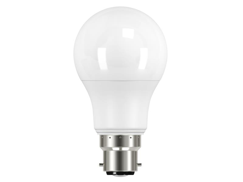 Thumbnail image of Energizer LED BC (B22) Opal GLS Non-Dimmable Bulb, Warm White 470 lm 5.5W