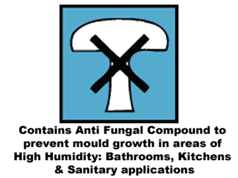 Thumbnail image of Everbuild 500 Bath & Sanitary Silicone Sealant White 290ml