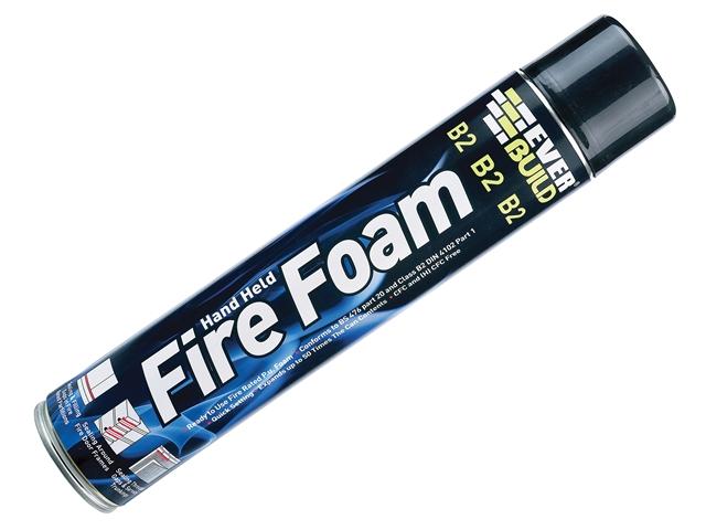 Thumbnail image of Everbuild Fire Foam B2 Hand Grade Aerosol 750ml