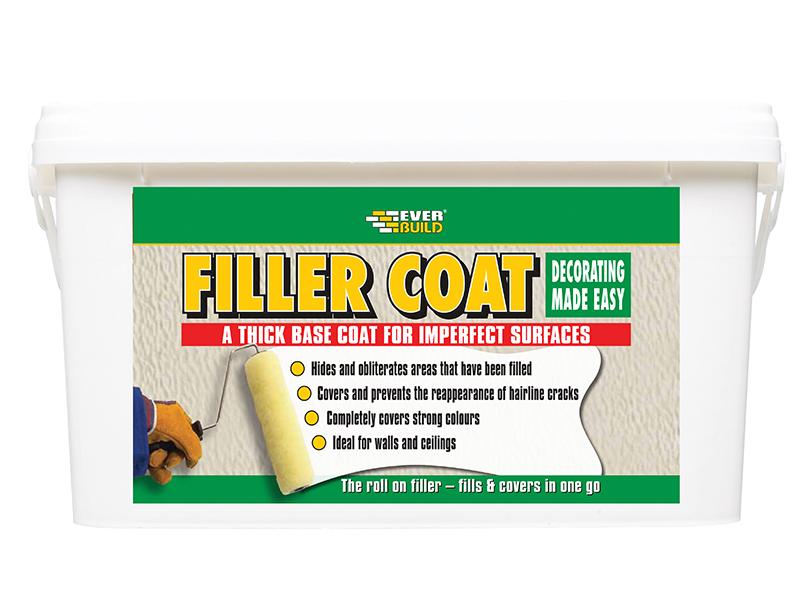 Thumbnail image of Everbuild Filler Coat 5 litre