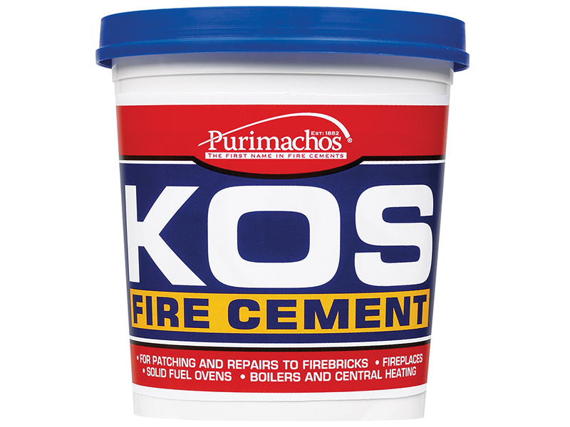 Thumbnail image of Everbuild KOS Fire Cement Black 500g