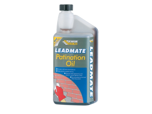Thumbnail image of Everbuild Lead Mate Patination Oil 500ml