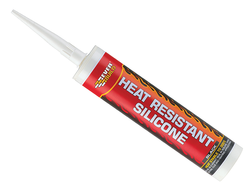 Thumbnail image of Everbuild Heat Resistant Silicone C3
