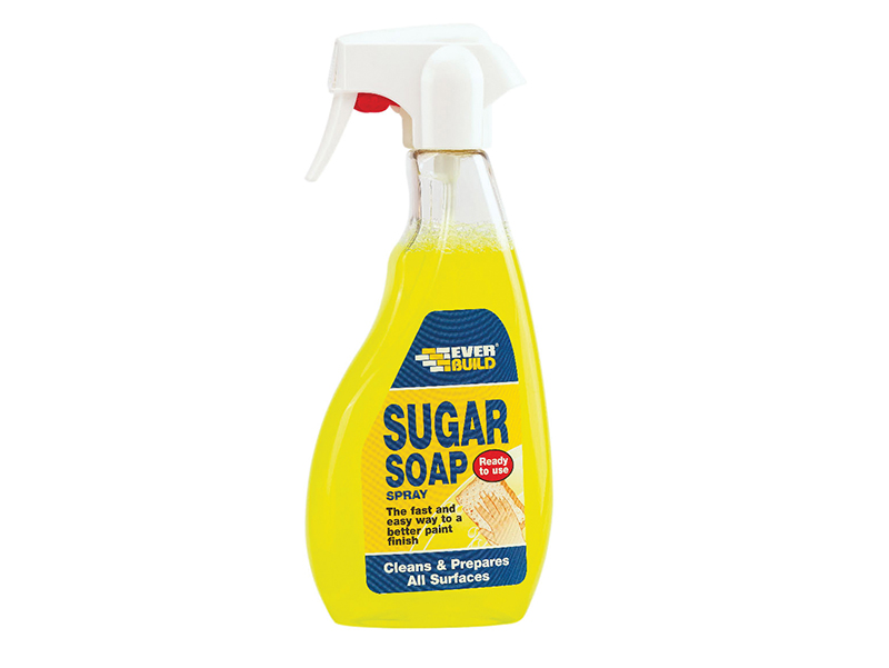 Thumbnail image of Everbuild Sugar Soap Trigger Spray 500ml