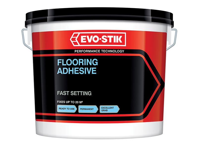 Thumbnail image of EVOSTIK 873 Flooring Adhesive 2.5 Litre