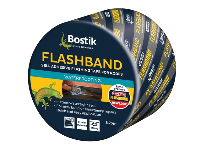 Thumbnail image of EVOSTIK Flashband & Primer 300mm x 3.75m