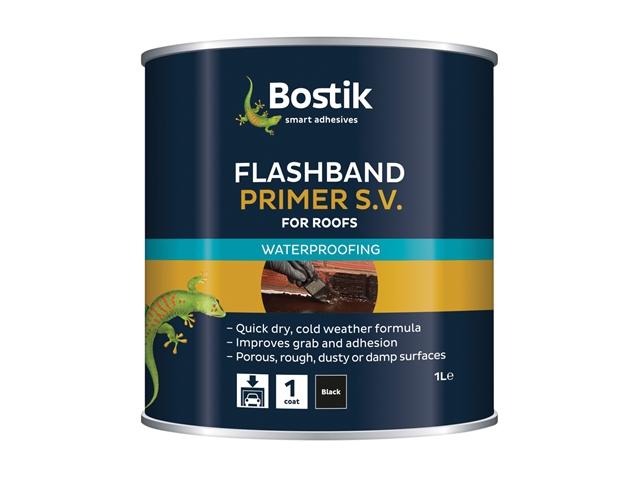 Thumbnail image of EVOSTIK Flashband Primer S.V. 1 litre