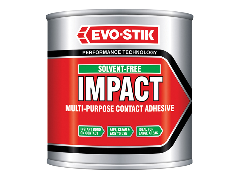 Thumbnail image of EVOSTIK Solvent Free Impact Multi-purpose Adhesive 250ml