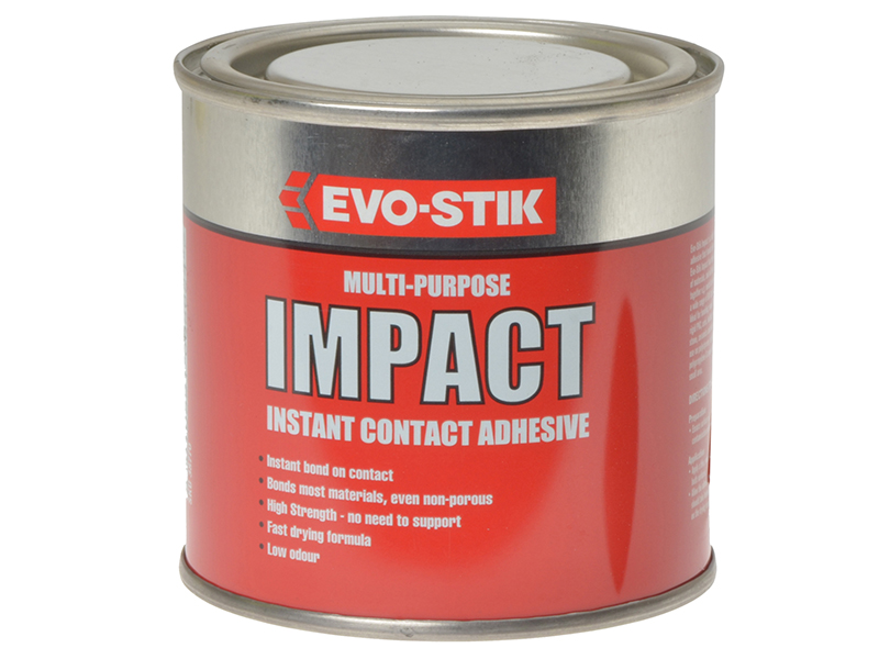 Thumbnail image of EVOSTIK Impact Adhesive Tin 250ml