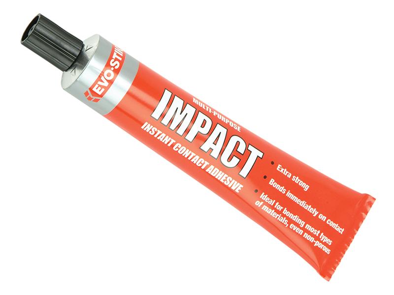 Thumbnail image of EVOSTIK Impact Adhesive Large Tube 65g