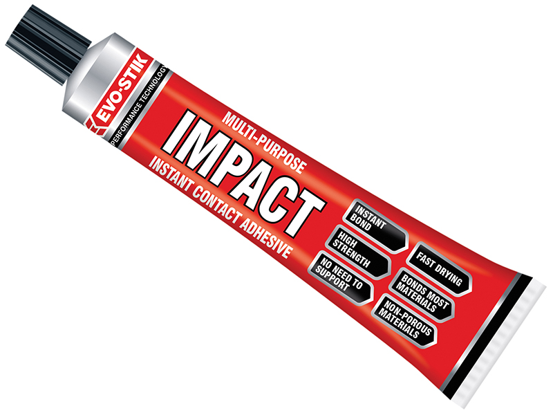 Thumbnail image of EVOSTIK Impact Adhesive Small Tube 30g