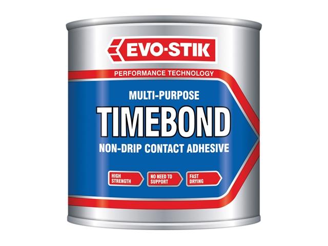 Thumbnail image of EVOSTIK Timebond Contact Adhesive 1 Litre