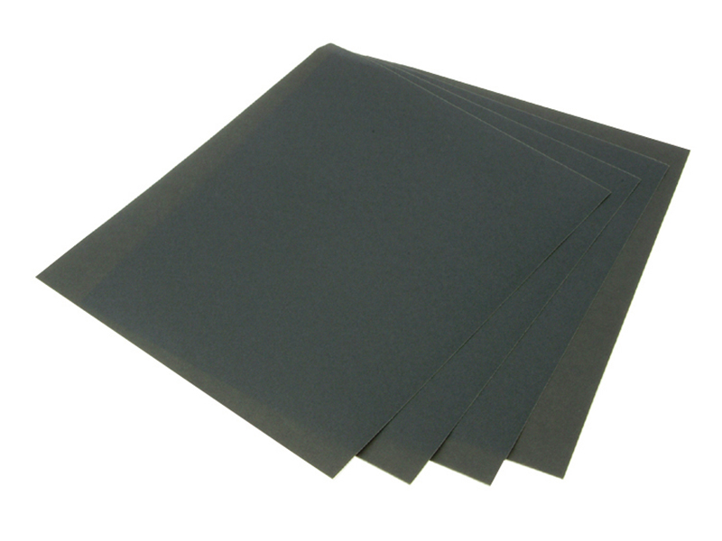 Thumbnail image of Faithfull Wet & Dry Paper Sanding Sheets 230 x 280mm A600 (25)