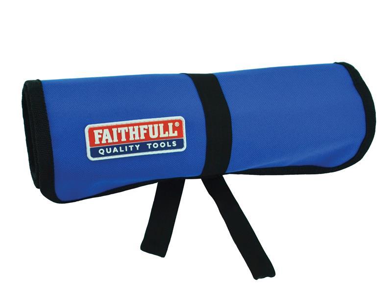 Thumbnail image of Faithfull 13 Pocket Bit Roll 27 x 55cm