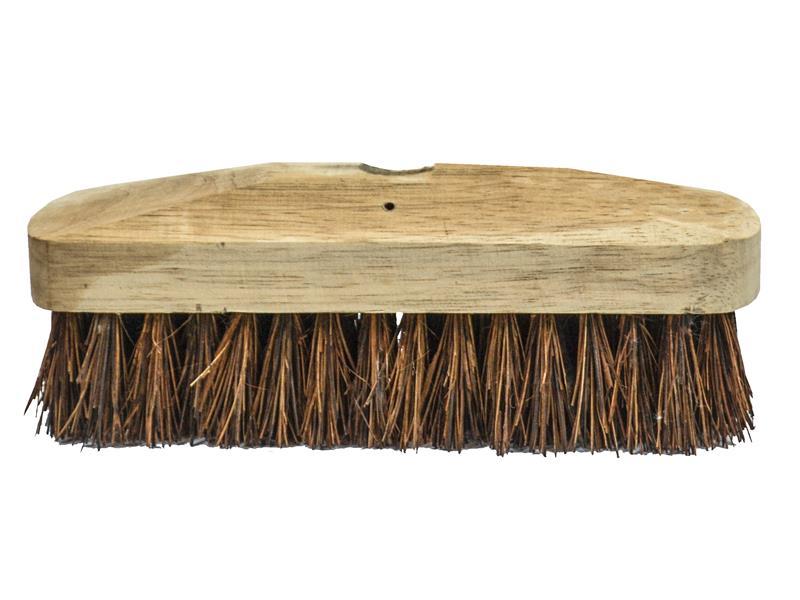 Thumbnail image of Faithfull Deck Scrub Stiff Broom Head 225mm (9in)