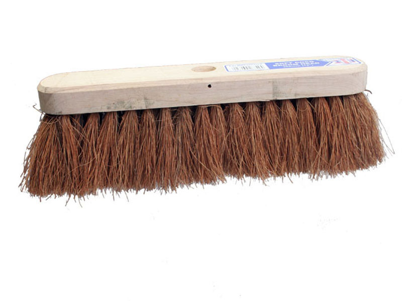 Thumbnail image of Faithfull Soft Coco Broom Head 300mm (12in)