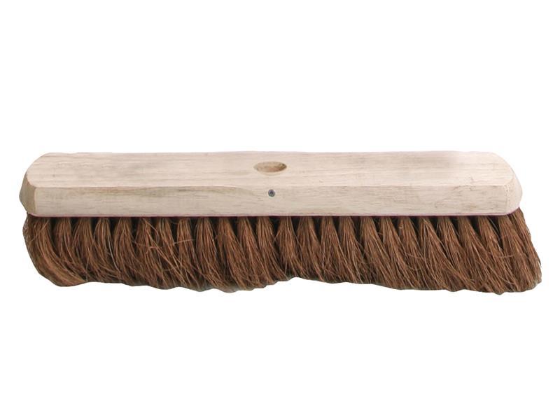 Thumbnail image of Faithfull Soft Coco Broom Head 450mm (18in)