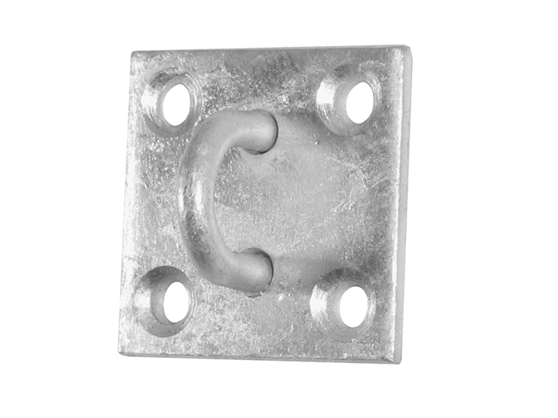 Thumbnail image of Faithfull Staple On Plate - Galvanised