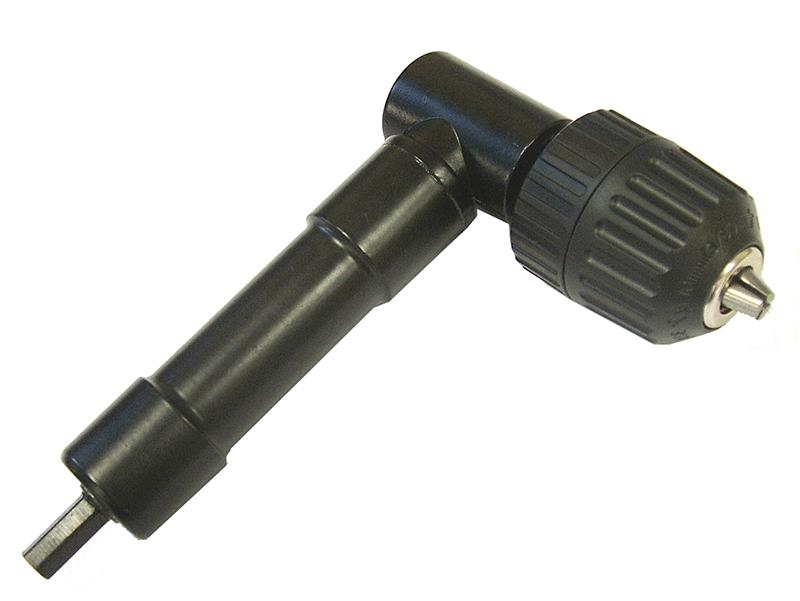 Thumbnail image of Faithfull Right Angled Drill Chuck 10mm Keyless
