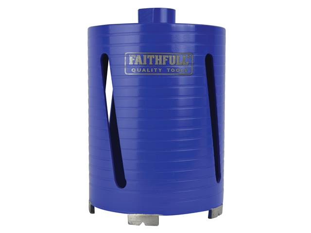 Thumbnail image of Faithfull Dry Diamond Core Bit 117 x 150mm