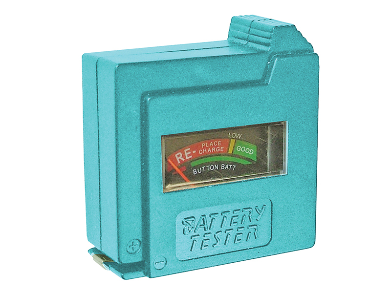 Thumbnail image of Faithfull Battery Tester for AA, AAA, C, D & 9V