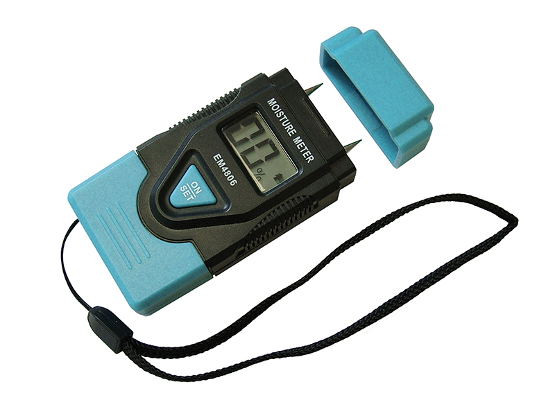 Thumbnail image of Faithfull Damp & Moisture Meter LCD Display