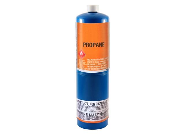 Thumbnail image of Faithfull Propane Gas Cylinder CGA600 Fitting