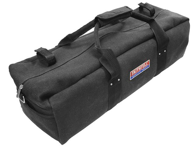 Thumbnail image of Faithfull Zip Top Holdall 75cm (30in)