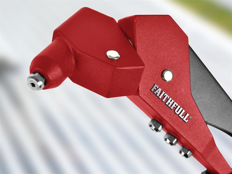 Thumbnail image of Faithfull Heavy-Duty 360° Rotating Head Riveter